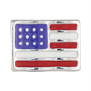 Picture of American Flag Charm
